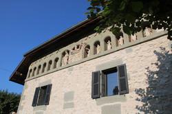 Maison des Apôtres - Façade