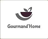 Logo Gourmand'Home