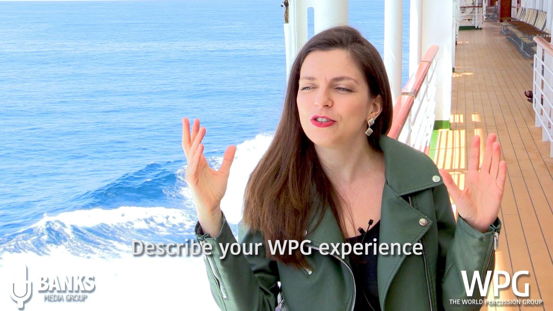 2019 WPG - Describe your experience!
