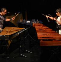 Balkan Percussion Duo in Hong Kong