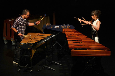 Hong Kong Performance - courtesy ofToolbox Percussion