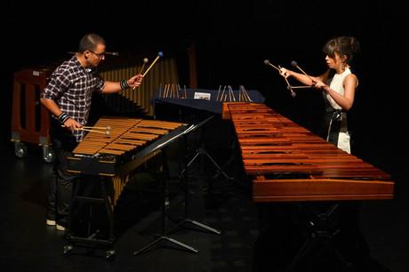 Hong Kong Performance - courtesy ofToolbox Percussion