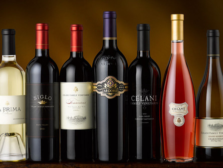 Celani Family Vineyards announces winelist for the 2020 Northville Food & Wine Festival