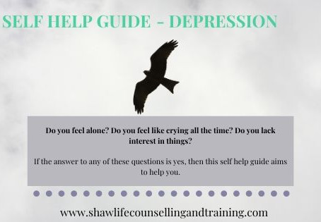 Depression - a self help guide