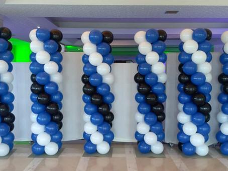 Balão de Látex - Alternativa ecológica quando usada com responsabilidade