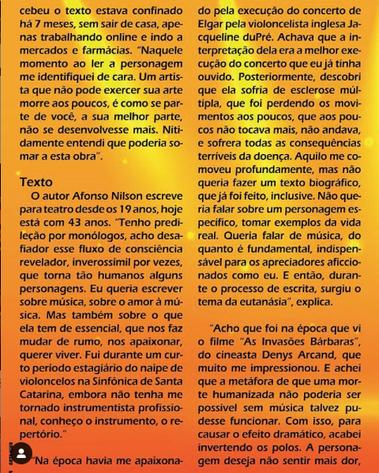 Suíte n°2 - Entrevista Arte Klub