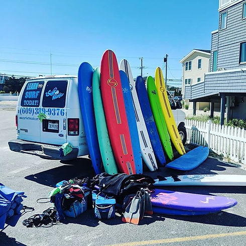 Boards, boards, and more boards!🏖️.jpg