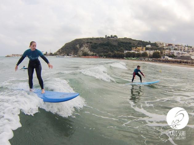 grüne Welle, Surkurs, Surfboard, Surspot