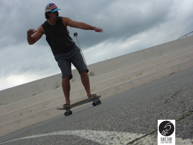 Skate Training & Surf Session