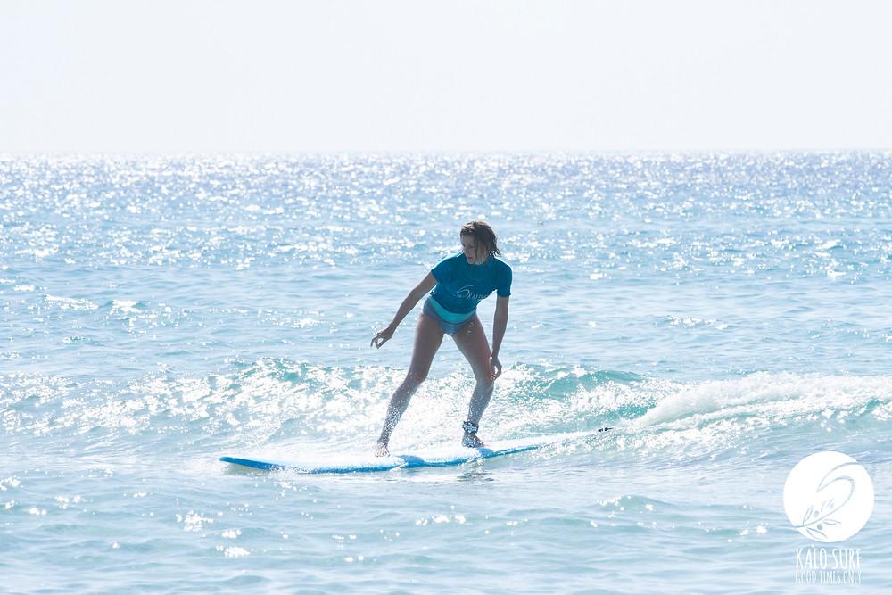 surfer, surfboard, waves, glassy, falassarna, greece