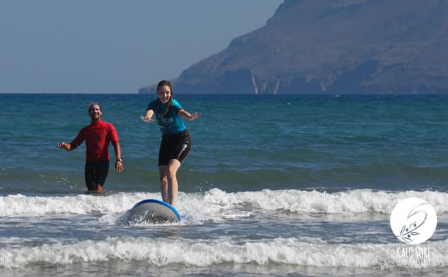 Kalo Mina from Kalo Surf