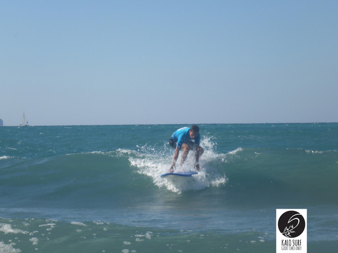 The Surf picks up in Crete