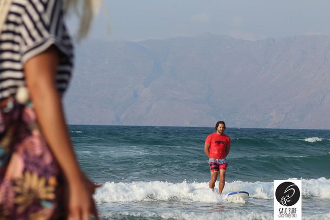 Beach Life Crete