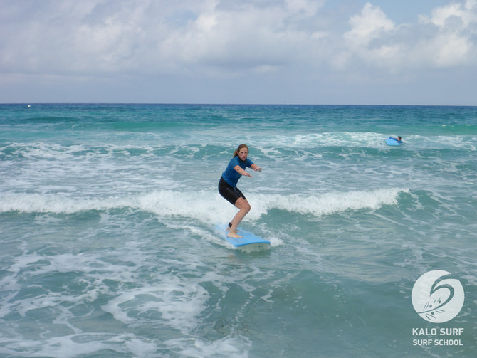 Week No 24 - Surf Courses in Crete