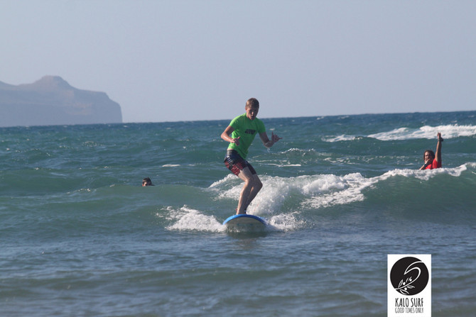 Priority in Surfing?
