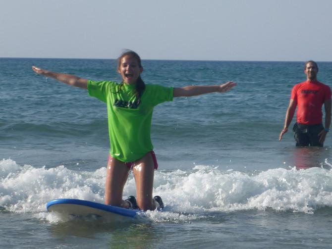 Kalo Mina and Kalo Surf !!!