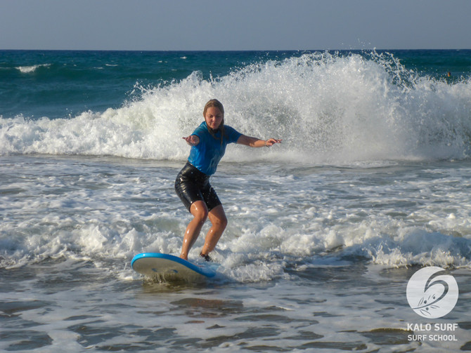 Week No 37 - Stormy Swells and Glassy Times, Surfing in Crete