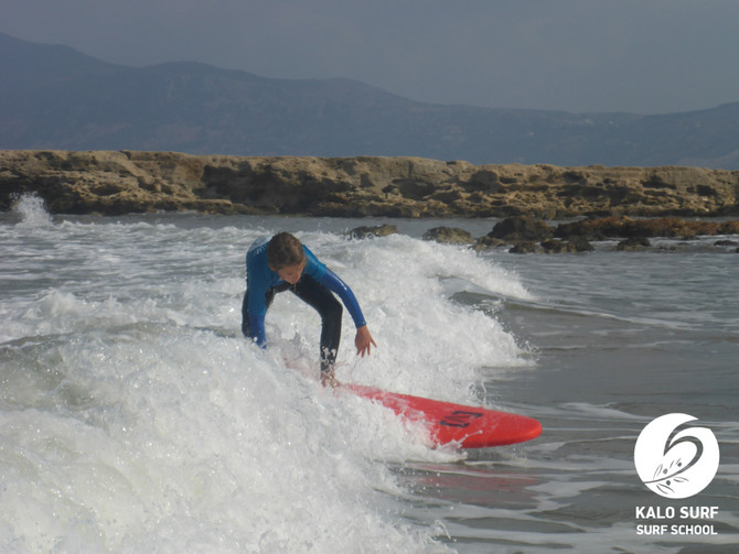 October Surf Sessions in Crete