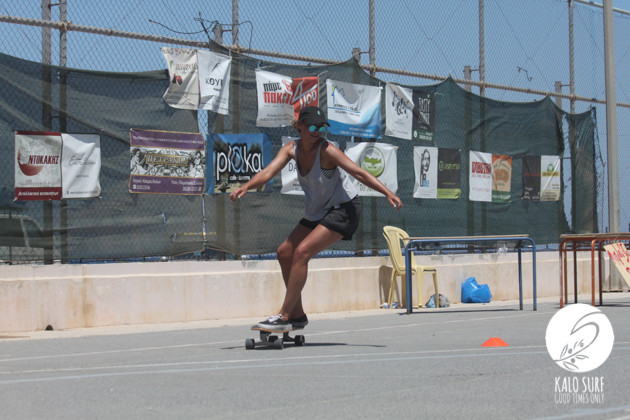 Skating and Surfing lesson in Crete