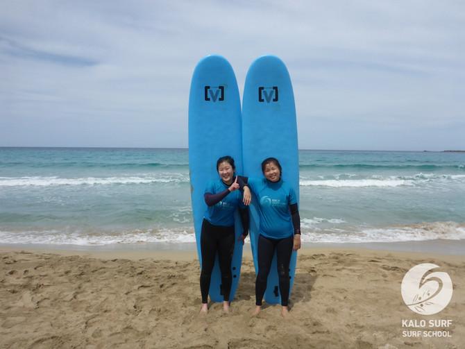 Week Number 19 - Surfing in Crete