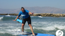Girls just wanna have fun - surfing