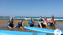 Surf lesson in Chania Region, Crete