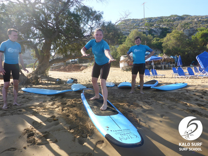 Epic Surf Journey 2019 completed
