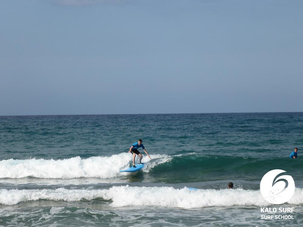 Wellenreiten Kreta, Surfkurs, Surfbrett