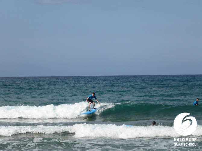 Surfkurs auf Kreta bei Chania