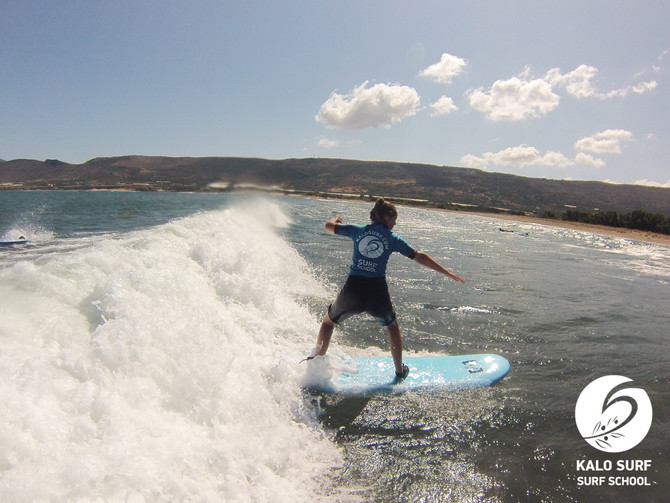 Where Can I Surf in Crete?