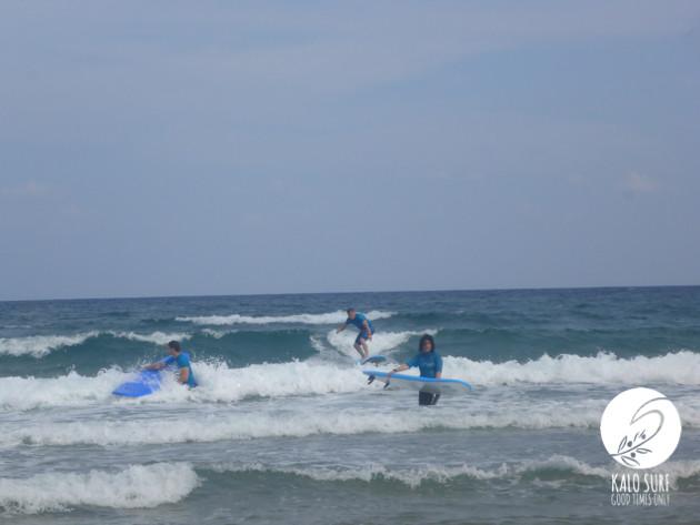 surfing, Crete, Surfboard, softtop