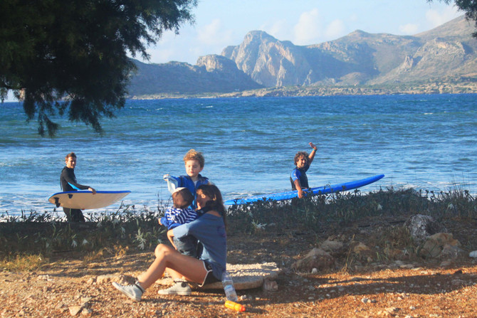 All You Can Surf - Only In Crete