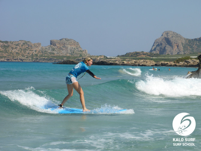 Paddling and Prolonging your Ride in Surfing Greece