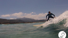 Looking deep into the Wave - Intermediate Surf course with Kalo Surf in Crete