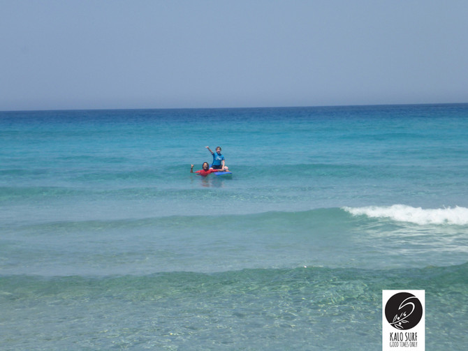 Private Lesson with Kalo Surf