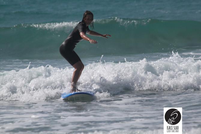 Cretan Afternoon Surf