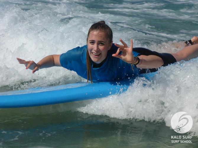 Week No 21 - Surfing in Greece