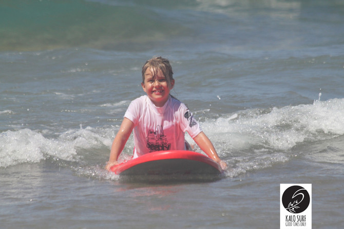 Surfing for the Whole Family