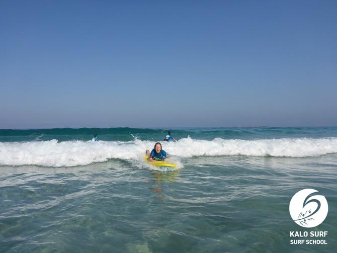 The Joy of Surfing in Crete