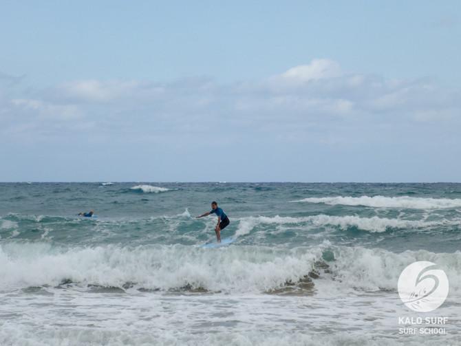 Surfing Week No 38 - September Surfing in Crete, Greece