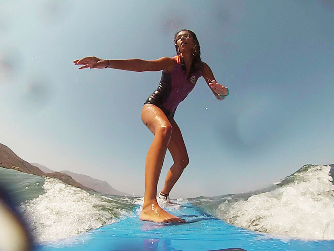 Pop-Up, Pop-Up, Pop-Up Training with Kalo Surf