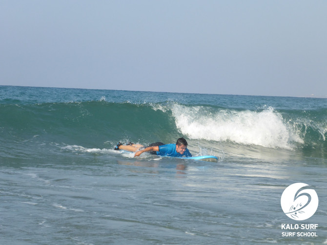 Surf Lesson in Chania