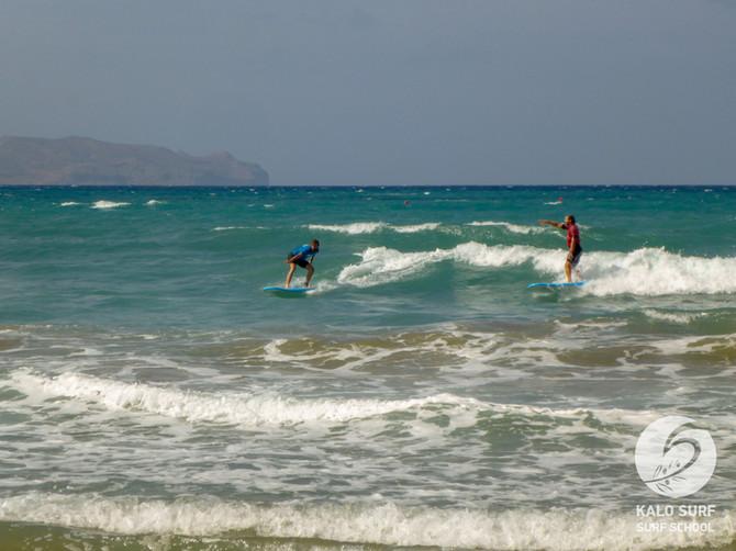 Week No 36 - Big Swell in Crete