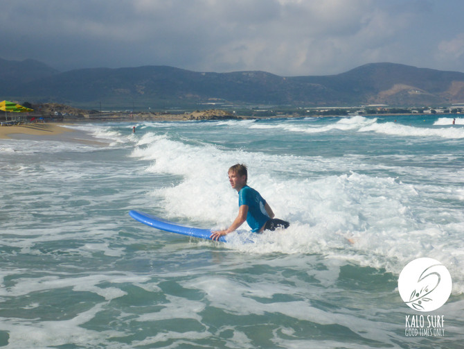 Boardhandling with Kalo Surf