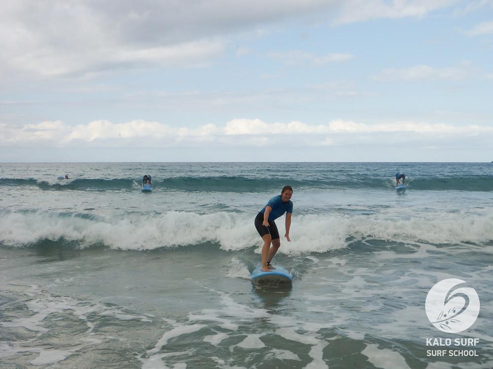 Take off waves Falassarna Chania