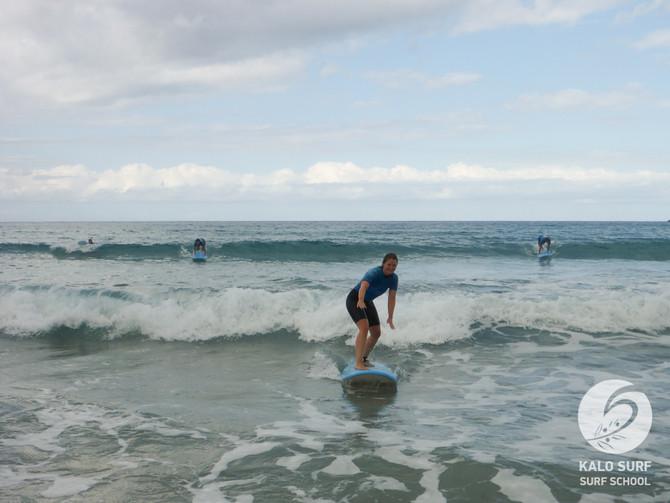 Surfing Glassy Waves in Falassarna