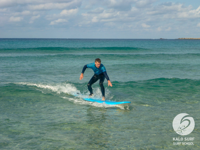 Surfing Week No 42 - Sunny October Sessions