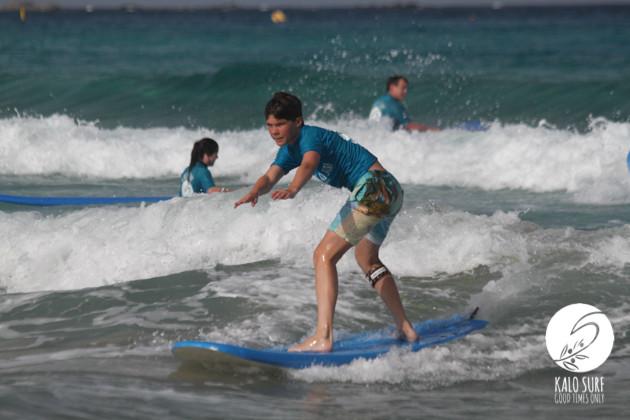 Westcoast surfing: Crete with Kalo Surf