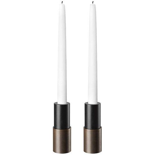 Pair of Candlesticks by Space Copenhagen for GUBI