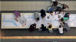 Nicolas Tixier, «Transects urbains ou comment couper la ville par le milieu» jeudi 15 juin 11h00 F